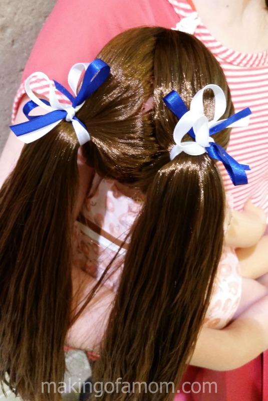 Pansy-Hair