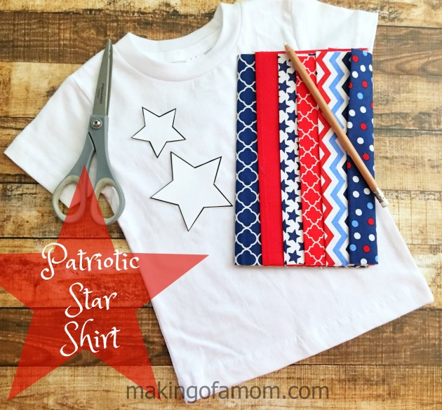 Patriotic-Star-Shirt-Supplies