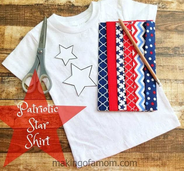 Patriotic-Star-Shirt-Supplies