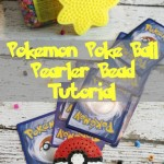 Perler Bead Pokemon Poke Ball