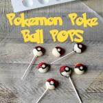 Pokemon Poke Ball POPS