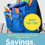 Back to School Savings Guarantee