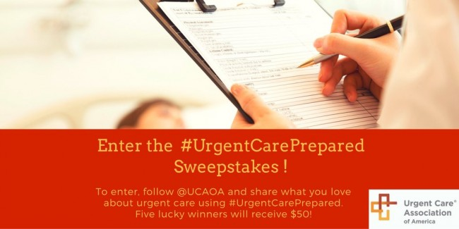 UrgentCare Sweeps