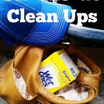 Easy on-the-go Clean Ups
