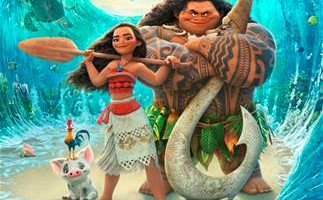 New Moana Trailer