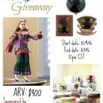 Alice in Wonderland $400 Prize Giveaway