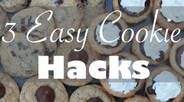 3 Easy Cookie Hacks