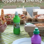 Family Picnic Supporting Literacy