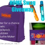 HOME Swag Giveaway