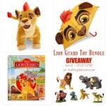 The Lion Guard Toy Bundle Giveaway