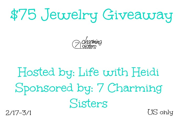7 Charming Sisters Jewelry Giveaway
