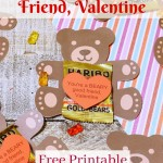 You're a 'Beary' Good Friend, Valentine