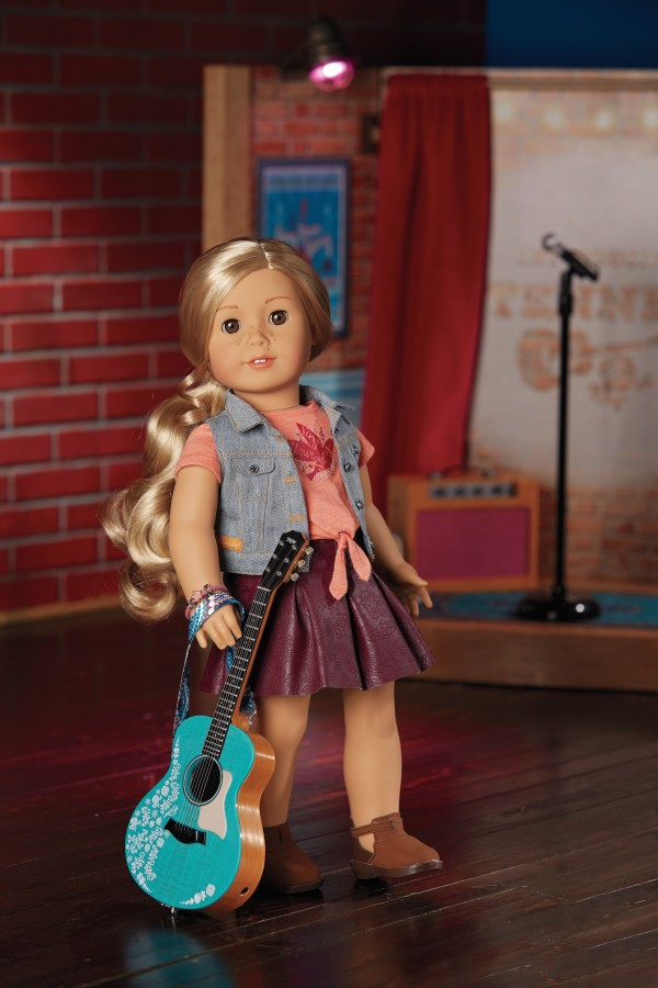 Meet the New American Girl: Tenney Grant