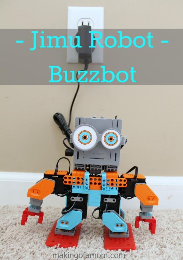 Jimu-Buzzbot-Charging