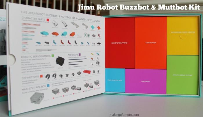 Jimu-Robot-Buzzbot-Kit