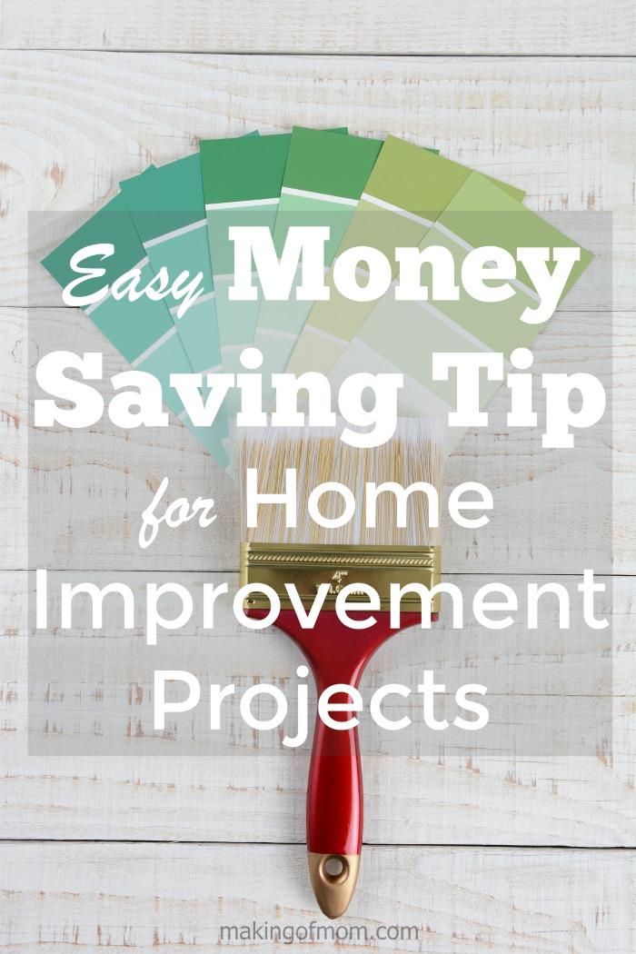 Money-Saving-Home-Improvement
