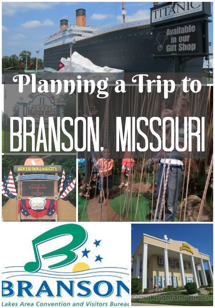 Planning-Branson-Trip