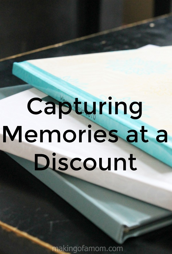 Capturing Memories at a Discount