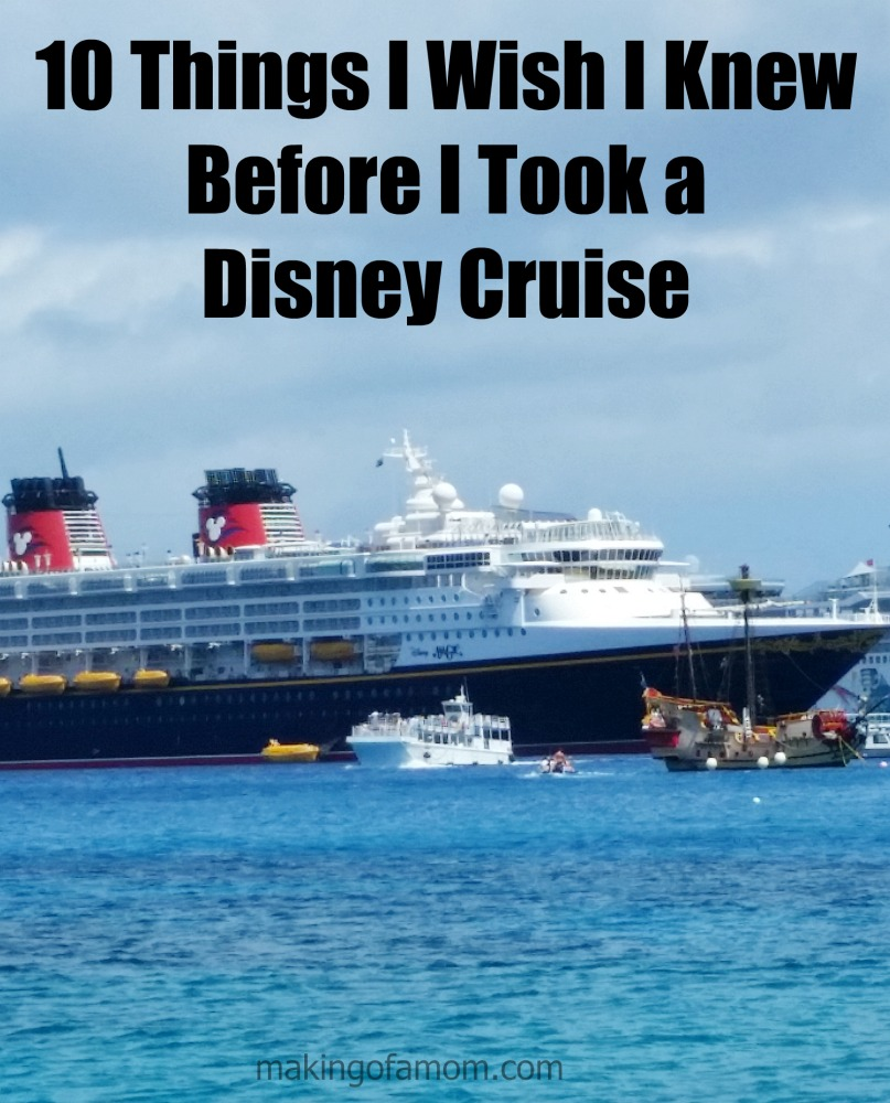 Wish-I-Knew-Disney-Cruise