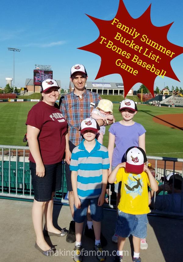 10 Reasons a Kansas City T-Bones Baseball Game Should be on Your Summer Bucket List