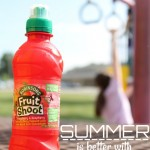 Summer is Better with Fruit Shoot