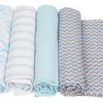 Swaddle blanket perfect for summer