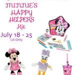 Minnie's Happy Helpers Giveaway