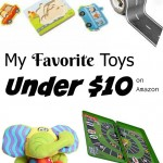 My Favorite Toys Under $10