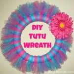 DIY Tutu Wreath