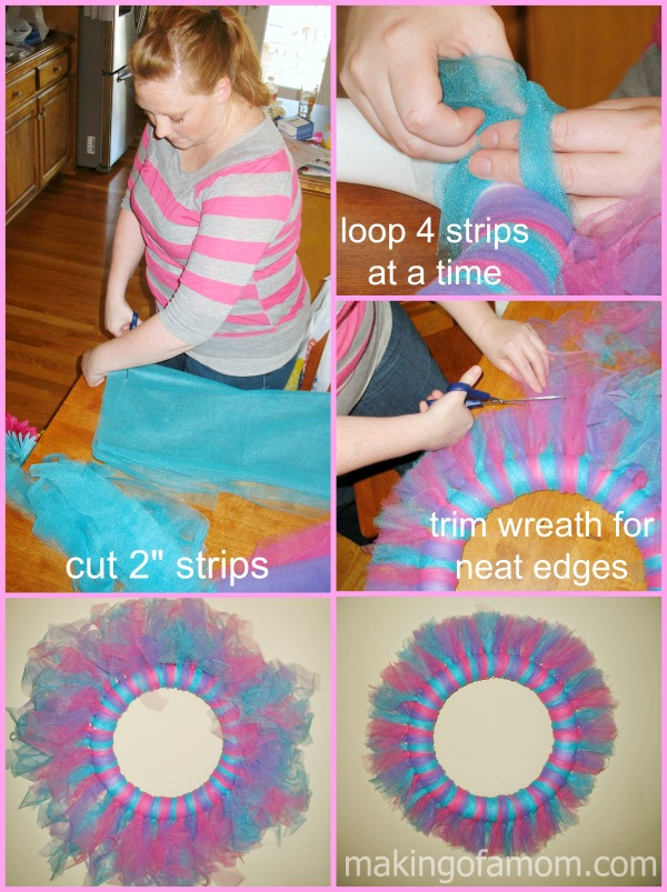 DIY-Tutu-Wreath-Process