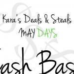 May Cash Bash Giveaway