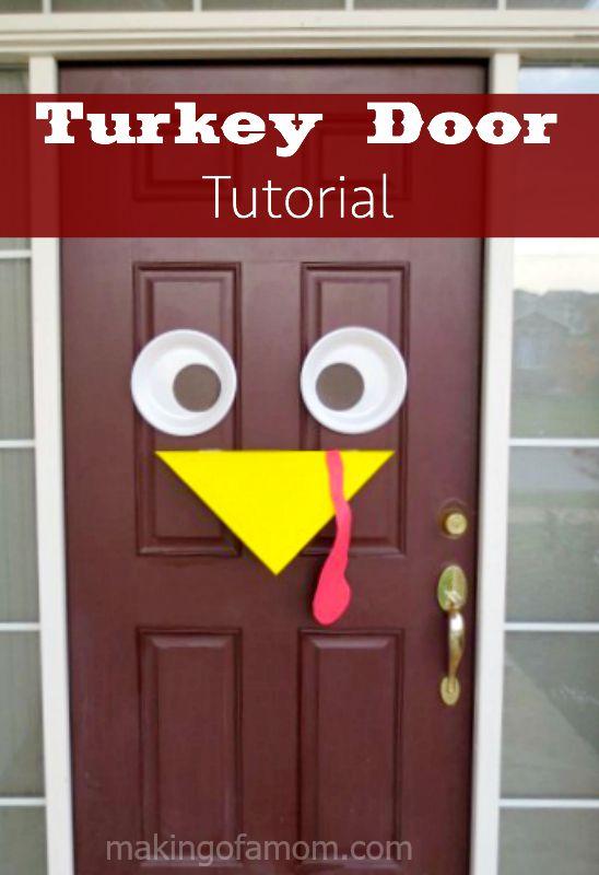 Turkey-Door-Tutorial