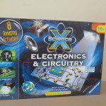 Ravensburger's All New Science X Collection
