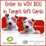 Gift Card Rescue Mission Giveaway
