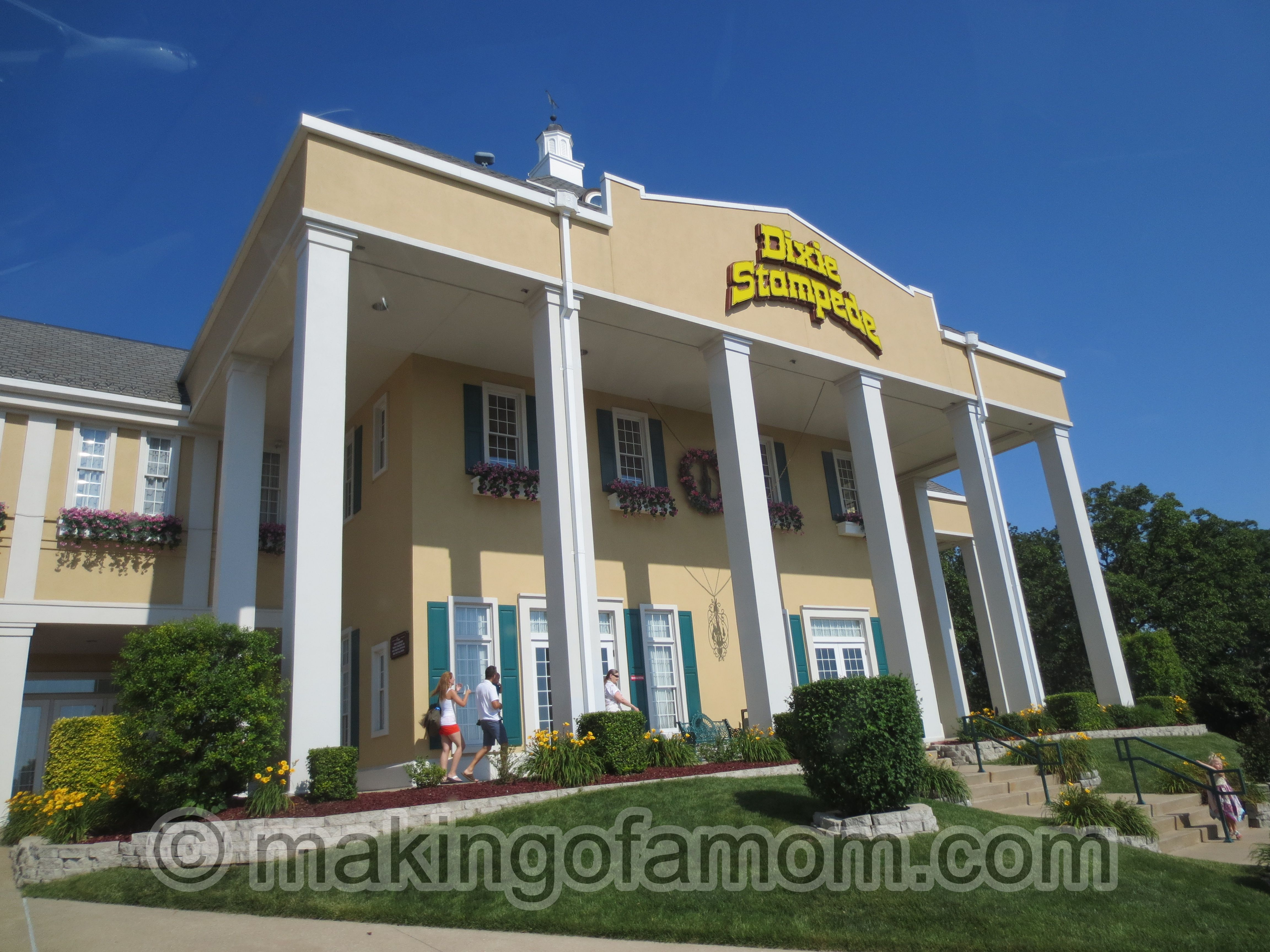 Dixie Stampede Branson Missouri Review