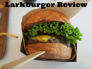 Larkburger review