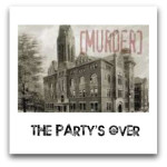 Murder Mystery Maniacs Party