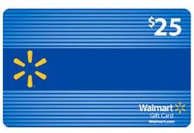 walmart card