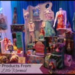 Great New The Little Mermaid Products #LittleMermaidEvent