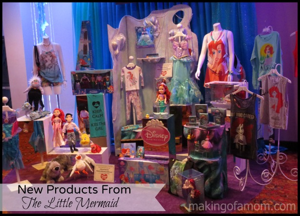 Disneys_the_little_mermaid_products
