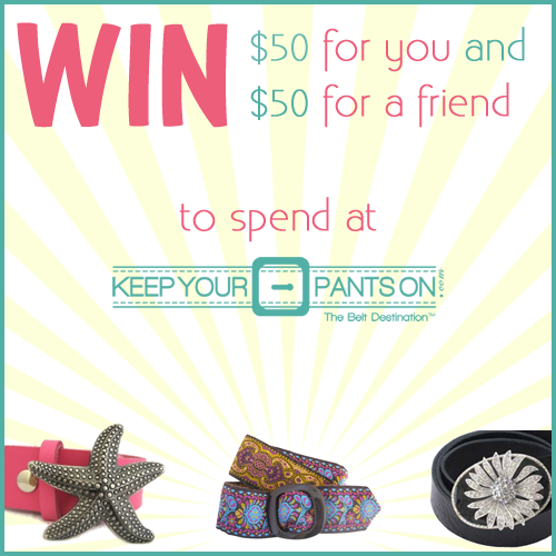 Keep Your Pants on Prize Image