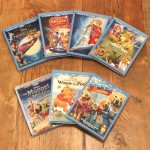 Disney Home Entertainment GIVEAWAY Win 7 #Disney Movies!!!