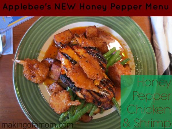 Applebees_new_honey_pepper_chicken_and_shrimp