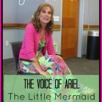 Splashing Around With The Little Mermaid Herself – An Interview With Jodi Benson #LittleMermaidEvent
