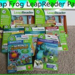 Leap Reader Ready, Set Read & Write Party