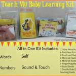 Teach My Baby All In One Learning Kit