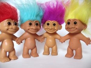 Troll-dolls