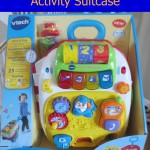 VTech's Roll & Learn Activity Suitcase™ – Review & Giveaway