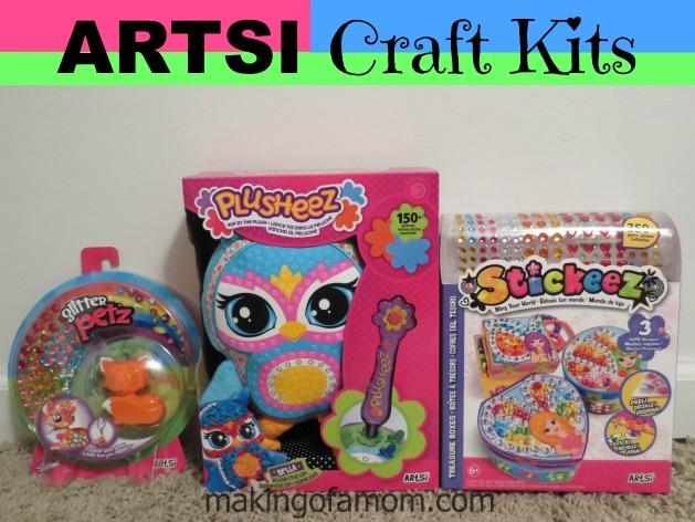 ARTSI Craft Kits
