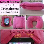 GoGo Pillow – Multifunctional Pillow